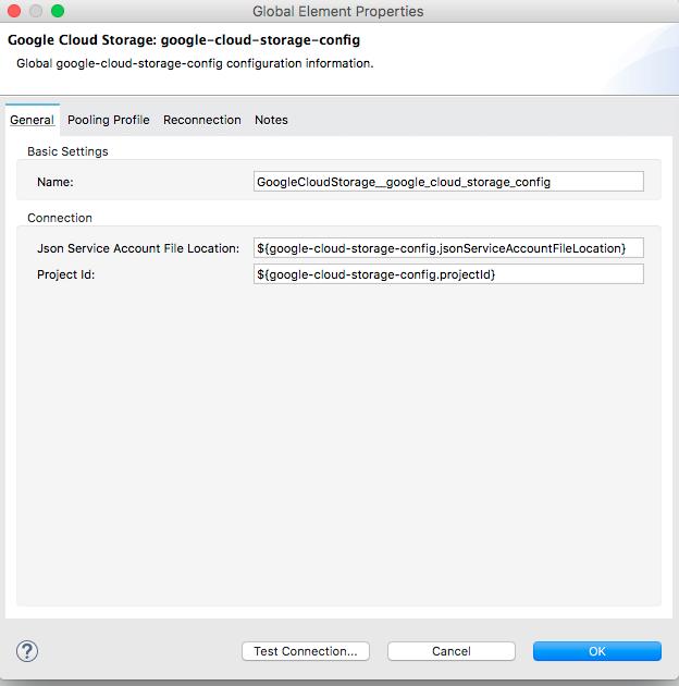 Setting Up Google Cloud Storage Google Cloud Storage Console